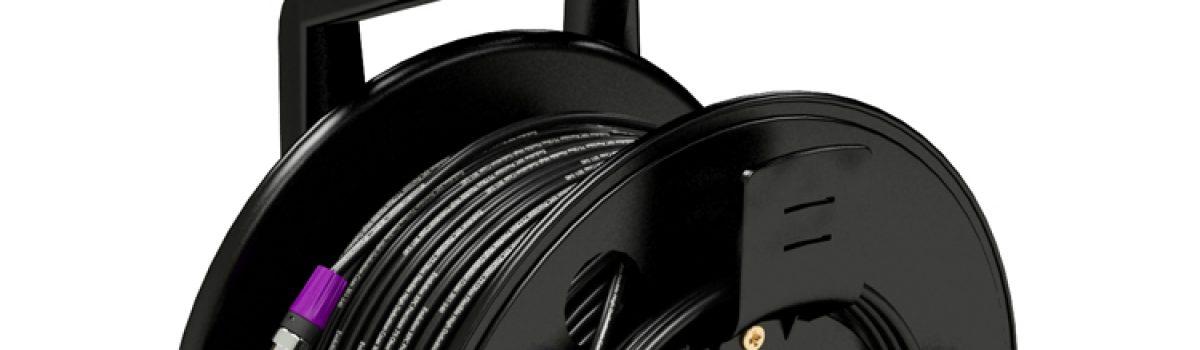 Kabel HD-SDI na szpuli