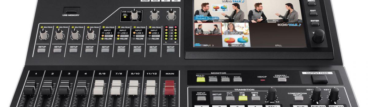 Mixer Roland VR-50HD